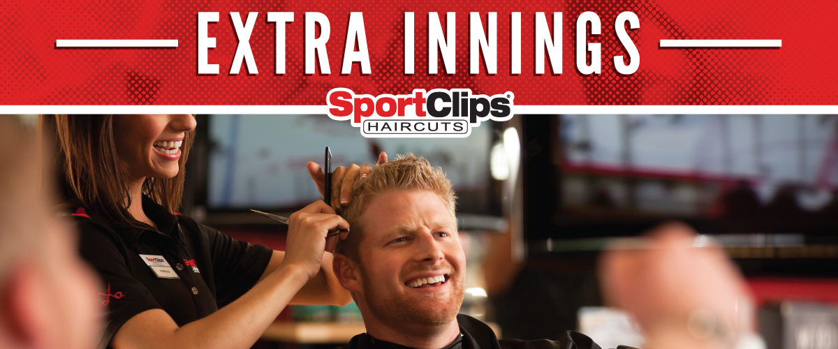 The Sport Clips Haircuts of El Paso - The Fountains at Farah  Extra Innings Offerings